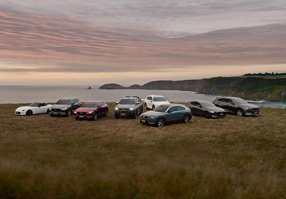 Mazda's SUV power play