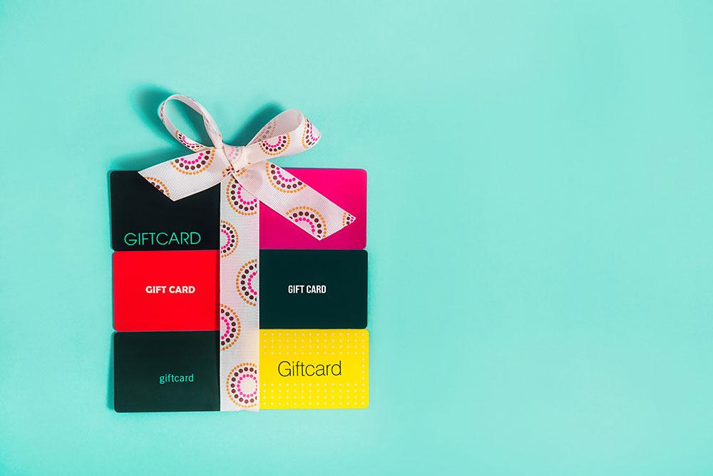 Gift cards no longer a gamble