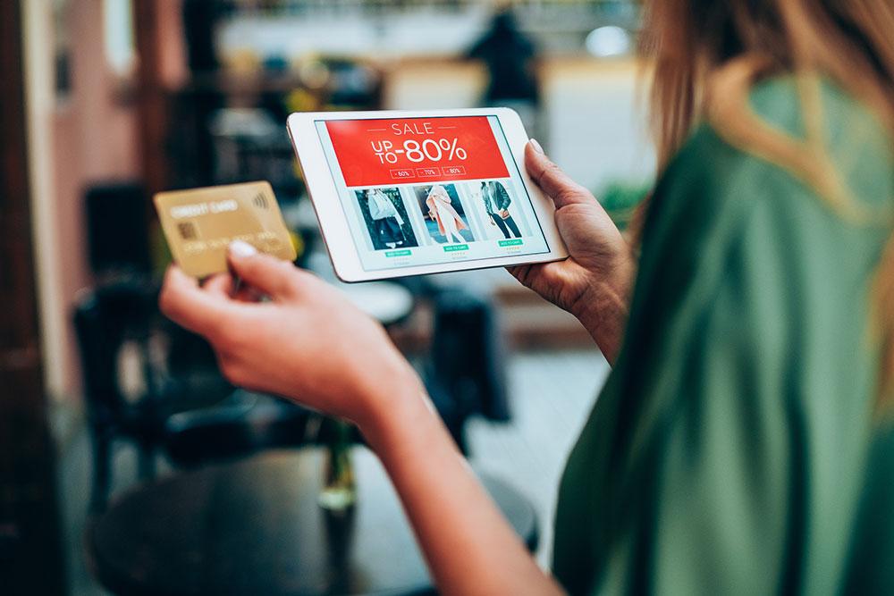 Australia's online spending habits revealed
